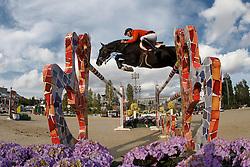 Dubbeldam Jeroen, NED, Carusso Ls La Silla<br /> Furusiyya FEI Nations Cup Jumping Final - Barcelona 2016<br /> © Hippo Foto - Dirk Caremans<br /> 22/09/16