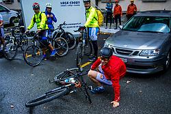 13-09-2017 SUI: BvdGF Tour du Mont Blanc day 5, Champex<br /> Deze etappe wordt volledig in Zwitserland verreden en bevat enkele mooie trails. We eindigen bergop waar er in Champex werd overnacht. Javier