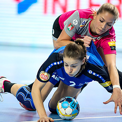 20181103: SLO, Handball - Women's EHF Champions League 2018/19, RK Krim Mercator vs Podravka Vegeta