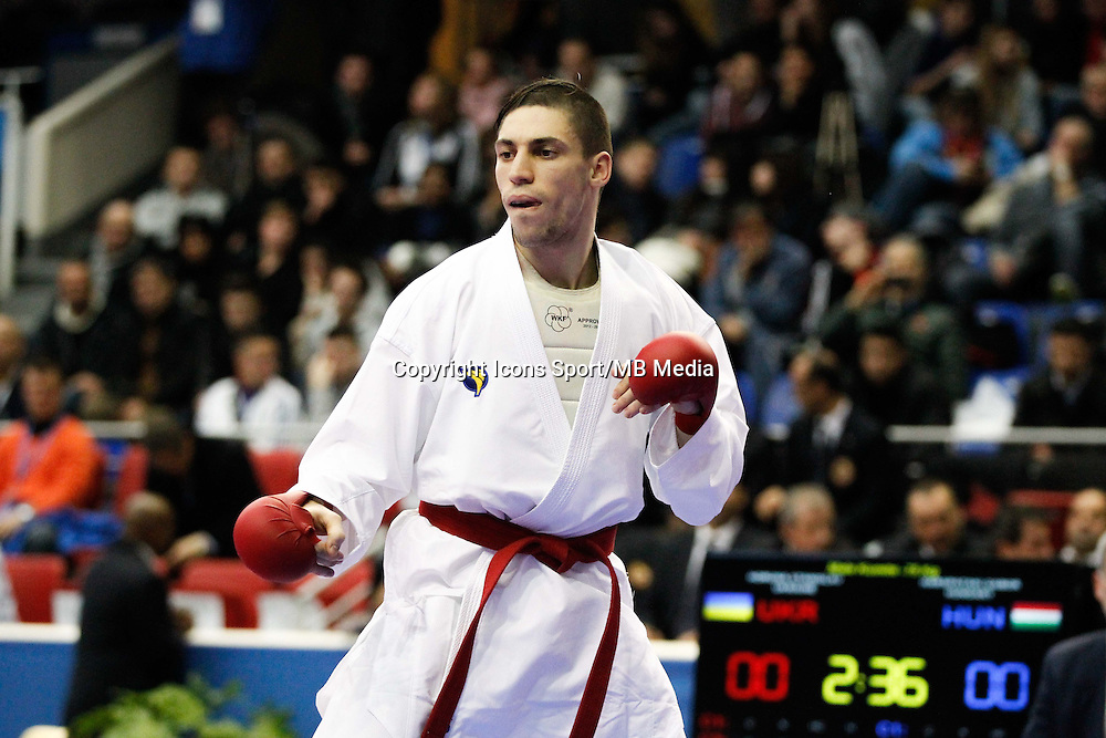 Stanislav HORUNA - 24.01.2015 - Open de Paris - Karate Premier League -<br />