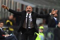 Luciano Spalletti<br /> Milano 07/05/2017 Stadio Giuseppe Meazza - campionato di calcio serie A, Milan-Roma, foto Image Sport/Insidefoto