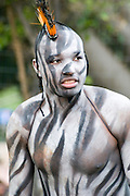 Jungle boy costume
