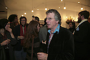 Johnnie Pilkington, Henry Hudson opening. Hiscox Projects. 1 Gt. St. Helen St. London. 22 February 2007.  -DO NOT ARCHIVE-© Copyright Photograph by Dafydd Jones. 248 Clapham Rd. London SW9 0PZ. Tel 0207 820 0771. www.dafjones.com.