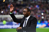 Patrick VIEIRA - 26.03.2015 - France / Bresil - Match Amical<br />