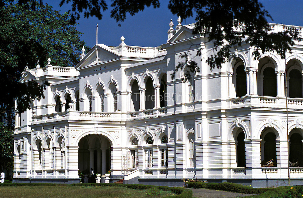 National Museum, Colombo.
