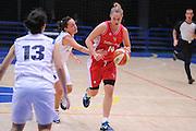 DESCRIZIONE : Latina Basket Campionato Italiano Femminile serie B 2011-2012<br /> GIOCATORE : Giulia Gombac<br /> SQUADRA : College Italia<br /> EVENTO : College Italia 2011-2012<br /> GARA : Cestistica Latina College Italia <br /> DATA : 09/12/2011<br /> CATEGORIA : palleggio<br /> SPORT : Pallacanestro <br /> AUTORE : Agenzia Ciamillo-Castoria/GiulioCiamillo<br /> Galleria : Fip Nazionali 2011<br /> Fotonotizia :  Latina Basket Campionato<br /> Italiano Femminile serie B 2011-2012<br /> Predefinita :