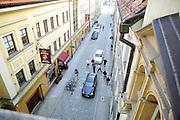 Wroclaw 31/01/2013.Davis Cup .Poland vs Slovenia.Draw ceremony.Lexus.Photo by : Piotr Hawalej
