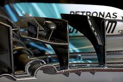 October 20, 2017 - Austin, United States of America - Motorsports: FIA Formula One World Championship 2017, Grand Prix of United States, .technical detail, front wing, Frontflügel  (Credit Image: © Hoch Zwei via ZUMA Wire)