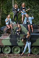covergroep Petticoat uit Geel neemt videoclip op-foto joren de weerdt
