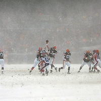 12.16.2007 Buffalo Bills at Cleveland Browns