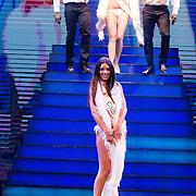 NLD/Hilversum/20131208 - Miss Nederland finale 2013, Tatjana Maul