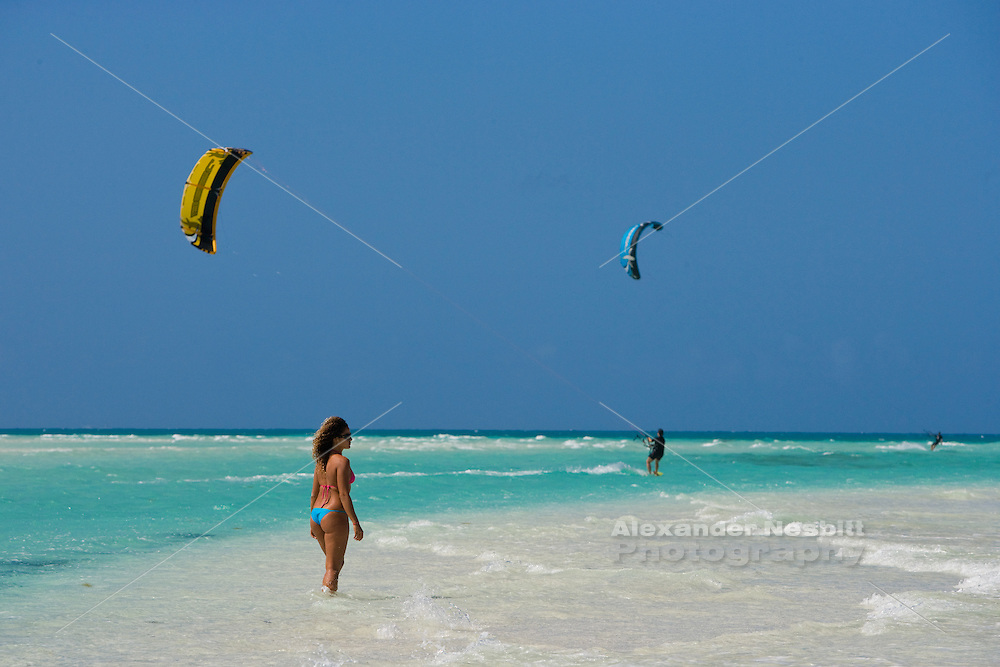 Cuba 2009- Kiteboarding adventure.