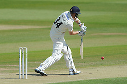 Craig Miles of Gloucestershire bats - Photo mandatory by-line: Dougie Allward/JMP - Mobile: 07966 386802 - 08/06/2015 - SPORT - Football - Bristol - County Ground - Gloucestershire Cricket v Lancashire Cricket Day 2 - LV= County Championship