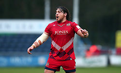 Gaston Cortes of Bristol Rugby - Mandatory by-line: Robbie Stephenson/JMP - 02/12/2017 - RUGBY - Castle Park - Doncaster, England - Doncaster Knights v Bristol Rugby - Greene King IPA Championship