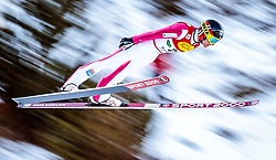 17.12.2016, Nordische Arena, Ramsau, AUT, FIS Weltcup Nordische Kombination, Skisprung, im Bild Haavard Klemetsen (NOR) // Haavard Klemetsen of Norway during Skijumping Competition of FIS Nordic Combined World Cup, at the Nordic Arena in Ramsau, Austria on 2016/12/17. EXPA Pictures © 2016, PhotoCredit: EXPA/ JFK