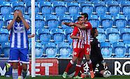 Colcheter United v Accrington Stanley 23/09/2016