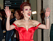 Bella Thorne Displays Hairy Armpits At Premiere