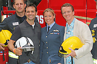 Bobs Gannaway; Ferrell Barron, Planes 2: Fire & Rescue - gala film screening, Odeon Leicester Square, London UK, 20 July 2014, Photo by Richard Goldschmidt