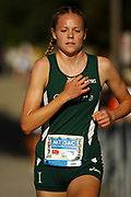 Oct 20, 2006; Walnut, CA, USA; Katherine Nielsen of Irvine places second in the girls Division III sweepstakes race in 18:29 over the 2.91-mile course in the 59th Mt. San Antonio College Cross Country Invitational.