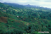 Mesopotamia Valley, Saint Vincent,  St. Vincent & the Grenadines, West Indies ( Eastern Caribbean )