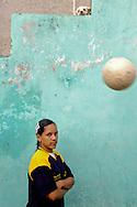 Projecto Futbol por la paz Segovia Colombia