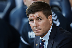 September 20, 2018 - Vila-Real, Castellon, Spain - Steven Gerrard head coach of Rangers looks on prior to the UEFA Europa League group G match between Villarreal CF and Rangers at Estadio de la Ceramica on September 20, 2018 in Vila-real, Spain  (Credit Image: © David Aliaga/NurPhoto/ZUMA Press)