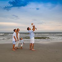 Thomas Family Beach Portraits