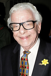 Barry Cryer at Mosimanns restaurant,  London, United Kingdom. Sunday, 24th November 2013. Picture by Mike Webster / i-Images