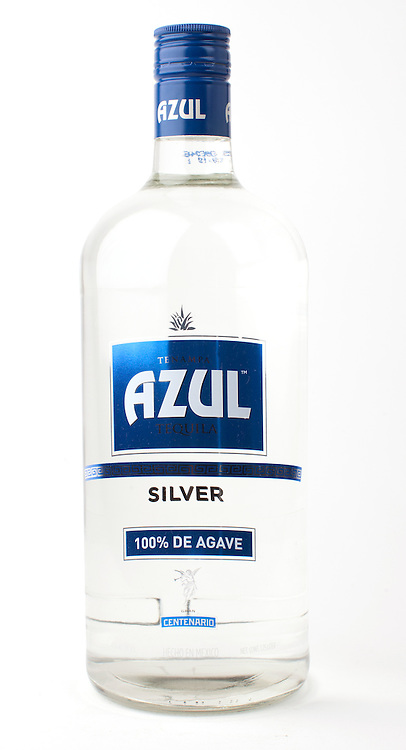 Tenampa Azul silver -- Image originally appeared in the Tequila Matchmaker: http://tequilamatchmaker.com