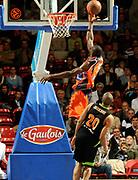 DESCRIZIONE : Tour Preliminaire Qualification Euroleague Aller<br /> GIOCATORE : KAHUDI Charles<br /> SQUADRA : Le Mans<br /> EVENTO : France Euroleague 2010-2011<br /> GARA : Le Mans Villeurbanne <br /> DATA : 28/09/2010<br /> CATEGORIA : Basketball Euroleague<br /> SPORT : Basketball<br /> AUTORE : JF Molliere par Agenzia Ciamillo-Castoria <br /> Galleria : France Basket 2010-2011 Action<br /> Fotonotizia : Euroleague 2010-2011 Tour Preliminaire Qualification Euroleague Aller<br /> Predefinita :