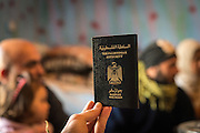 The Palestinian Authority passport does little to help Mahmoud and his family to achieve their goal of leaving Iraq and visiting their ancestral homeland. As refugees, the travel document does not permit them to leave Iraq without a visa, nor does it necessarily allow them to enter the occupied Palestinian territories.
