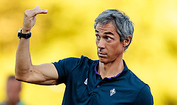 07.08.2016, Alois Latini Stadion, Zell am See, AUT, Testspiel, Schalke 04 vs ACF Fiorentina, im Bild Trainer Paolo Sousa (ACF Fiorentina) // Trainer Paolo Sousa (ACF Fiorentina) during the International Friendly Football Match between Schalke 04 and ACF Fiorentina at the Alois Latini Stadium in Zell am See, Austria on 2016/08/07. EXPA Pictures © 2016, PhotoCredit: EXPA/ JFK