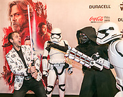 2017-12-11. Cinemec Utrecht. Nederlandse premiere van Star Wars - the Last Jedi. Op de foto: Armin van Buuren