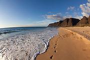Polihale Beach State Park, Kauai, Hawaii