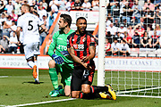 Callum Wilson (13) of AFC Bournemouth looks frustrated after missing a goal scoring chance during the Premier League match between Bournemouth and Swansea City at the Vitality Stadium, Bournemouth, England on 5 May 2018. Picture by Graham Hunt.