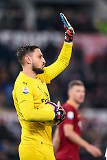 AS Roma v AC Milan - 03 Feb 2019