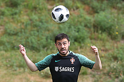 May 30, 2018 - Lisbon, Portugal - Portugal's forward Bernardo Silva in action during a training session at Cidade do Futebol (Football City) training camp in Oeiras, outskirts of Lisbon, on May 30, 2018, ahead of the FIFA World Cup Russia 2018 preparation matches against Belgium and Algeria...........during the Portuguese League football match Sporting CP vs Vitoria Guimaraes at Alvadade stadium in Lisbon on March 5, 2017. Photo: Pedro Fiuzaduring the Portugal Cup Final football match CD Aves vs Sporting CP at the Jamor stadium in Oeiras, outskirts of Lisbon, on May 20, 2015. (Credit Image: © Pedro Fiuza/NurPhoto via ZUMA Press)