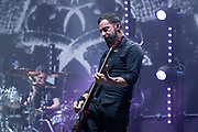 Chevelle performs on May 3, 2019 at Metropolitan Park in Jacksonville, Florida (Photo: Charlie Steffens/Gnarlyfotos)