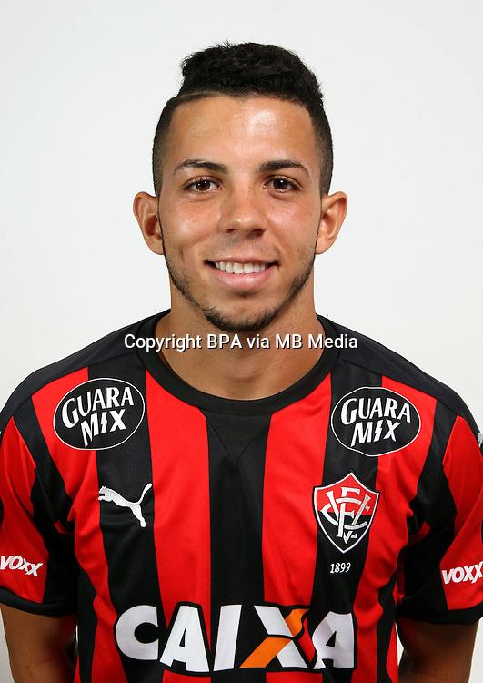 Brazilian Football League Serie A / <br /> ( Esporte Clube Vitoria-Bahia ) - <br /> Flavio Medeiros da Silva &quot; Flavio &quot;