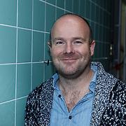 NLD/Amsterdam/20131104 - Lunch genomineerde Musical Awards Gala 2013, Simon Zwiers