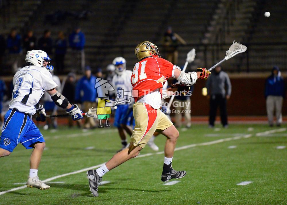 NCAA Men's Lacrosse (exhibition): Washington & Lee wins 27th annual Lee-Jackson Lacrosse Classic over VMI, 15-8