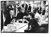 Robert Mapplethorpe Birthday party 1988© Copyright Photograph by Dafydd Jones 66 Stockwell Park Rd. London SW9 0DA Tel 020 7733 0108 www.dafjones.com