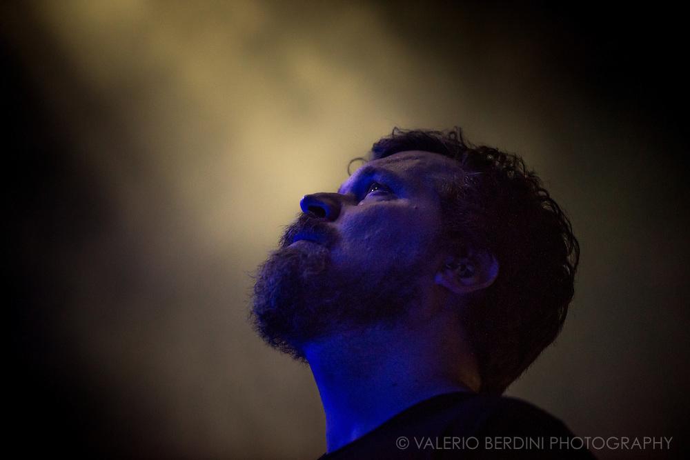 John Grant live at the Cambridge Corn Exchange on 3 February 2016 presenting his latest album Grey Tickles, Black Pressure