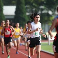 C Division Girls 800m