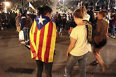 Referendum Day in Barcelona - 1 Oct 2017