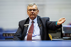 Referee  during Day 3 of SPINT 2018 - World Para Table Tennis Championships, on October 19, 2018, in Arena Zlatorog, Celje, Slovenia. Photo by Vid Ponikvar / Sportida