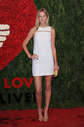 Oct. 15, 2015 - New York, NY, USA - <br /> <br /> Toni Garrn attending the 2015 God's Love WE Deliver Golden Heart Awards at Spring Studios on October 15, 2015 in New York City.<br /> ©Exclusivepix Media