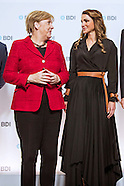 Queen Rania Address German Business Leaders, Berlin