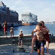 August 25, 2016 - 16:34<br /> The Netherlands, Amsterdam - Het Stenen Hoofd