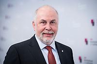 21 NOV 2017, BERLIN/GERMANY:<br /> Ulrich Silberbach, dbb Bundesvorsitzender, Gewerkschaftstag Deutscher Beamtenbund und Tarifunion, Estrell Convention Center<br /> IMAGE: 20171121-03-044<br /> KEYWORDS: dbb